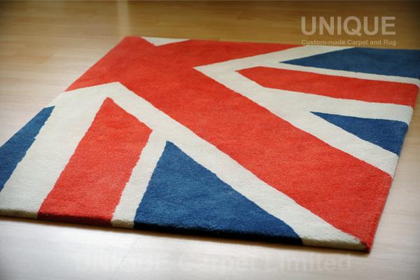 England Flag Rug / 英國旗地毯