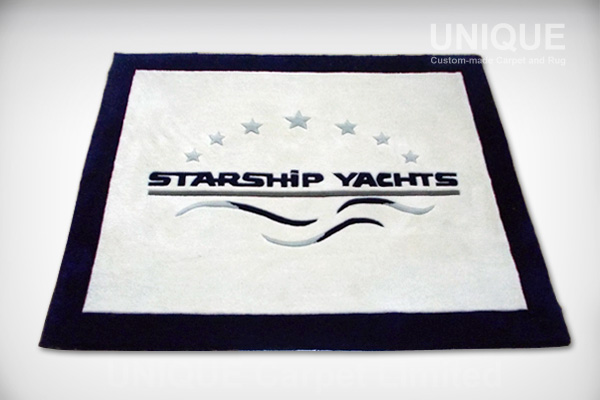 Starship Logo Door  Mat / Logo 門口地氈