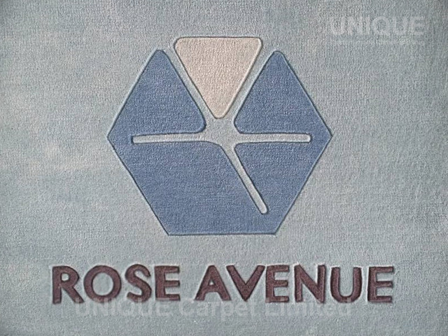 Handtufted Logo mat & Printing Logo Mat